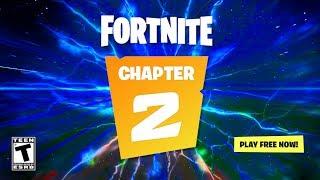 Fortnite: Chapter 2 - Story Trailer