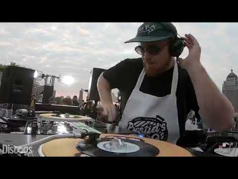 """Download Vinyl set """"Skratch Bastid BBQ"""" Red Bull Music 3style world 2019 afterparty."""