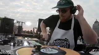 """Vinyl set """"Skratch Bastid BBQ"""" Red Bull Music 3style world 2019 afterparty."""
