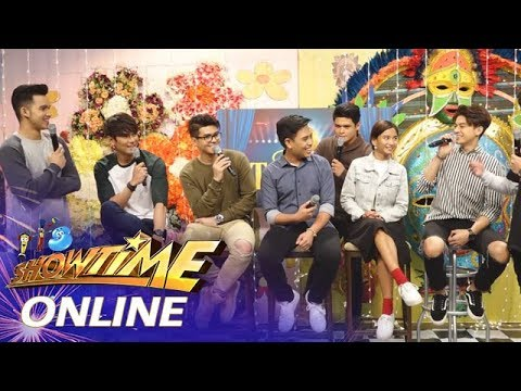 It's Showtime Online: Luzon daily contender Eric is a carpool driver