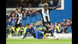 Chelsea 1-0 Newcastle United: Brief Highlights