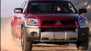 2008 Mitsubishi Raider Overview