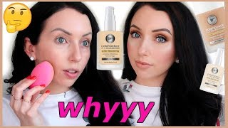 FULL COVERAGE?! New IT Cosmetics Confidence in a FOUNDATION! {First Impression Review & Demo!}