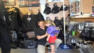 Детский сухой гидрокостюм(http://www.funwind.ru/ Детский сухой гидрокостюм - купить с доставкой Гидрокостюм детский сухого типа Доставка по..., 2016-02-29T07:34:07.000Z)