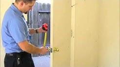 Locksmith Roseville CA - How to Perform a Fresh Deadbolt Installation (Part 1)