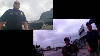Boyd PD CALLS & BODYCAM: Best Open Carry Stop in Texas, Snowflake Callers Meltdown