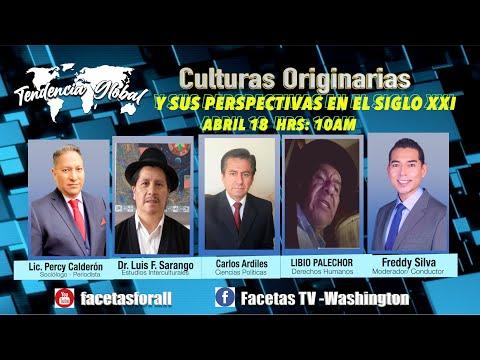 Culturas Originarias, y