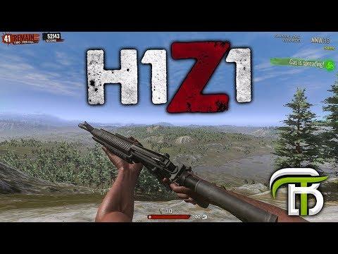 H1Z1 KotK LIVE ROYALTY GAMEPLAY