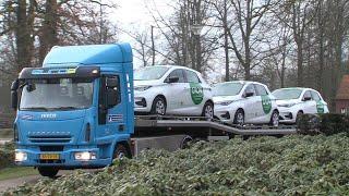 Aankomst 5 elektrische deelauto's EC Groenlo - Thumbnail