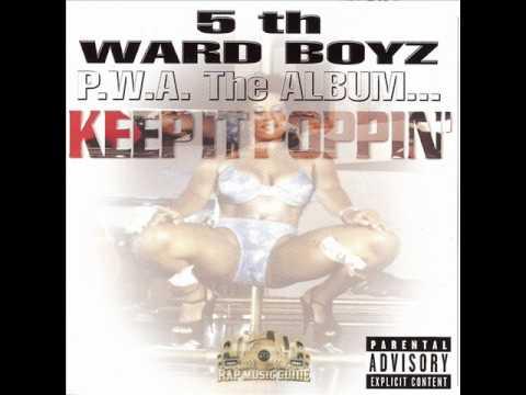 5th Ward Boyz Feat.Willie D & Devin The Dude - P.W.A