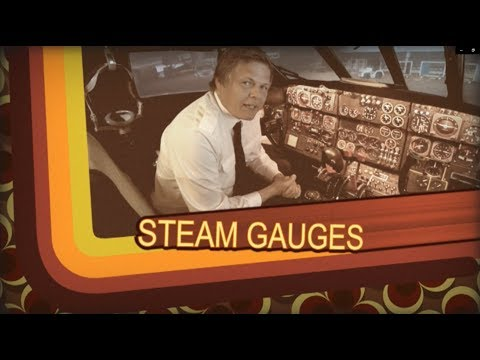 Airbus pilot falls in love with vintage jetliners - Caravelle and Boeing 707