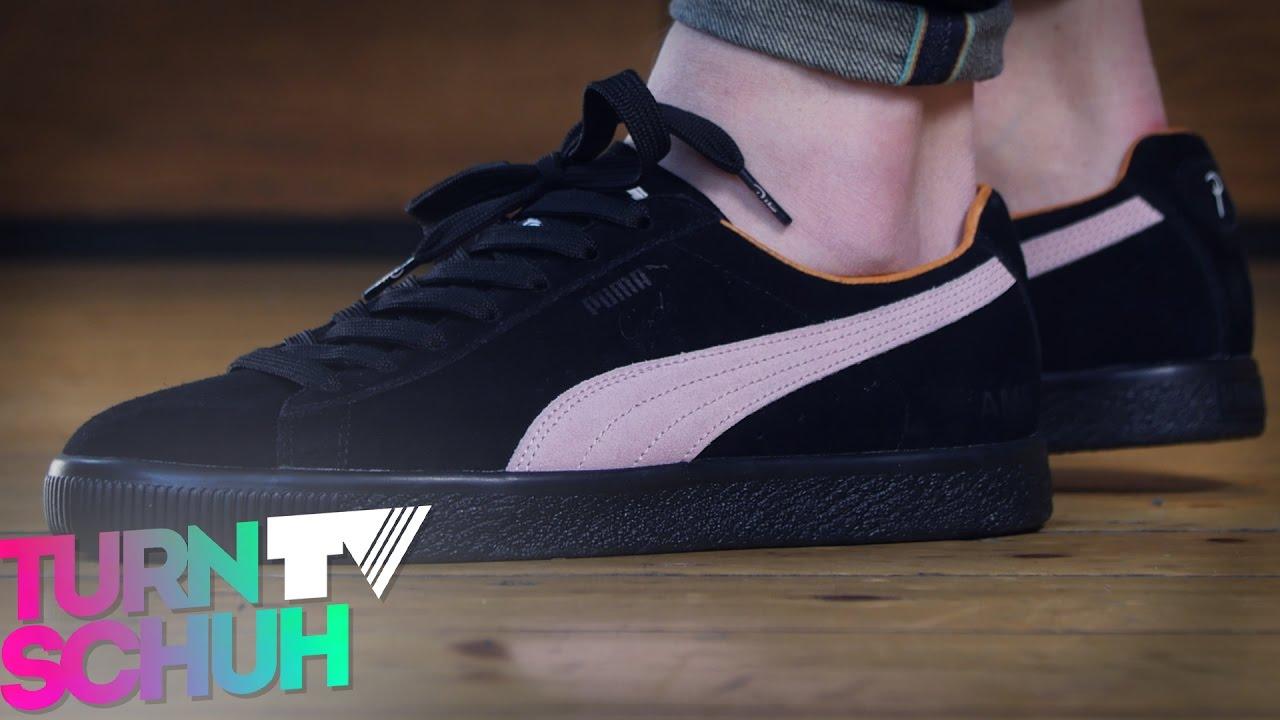 Puma x Patta Clyde | On-Feet Shorty