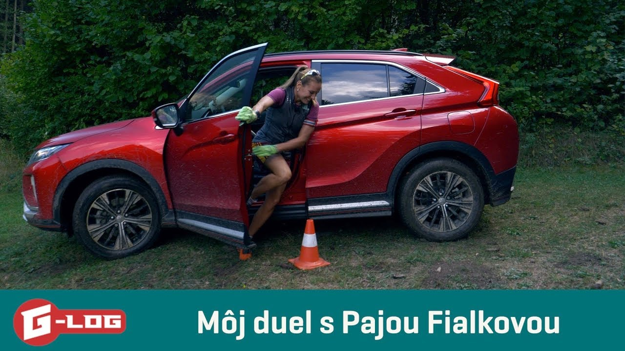 Mitsubishi S-AWC(4WD) vs PHEV (4WD) - GARAZ.TV - Rasťo Chvála - YouTube