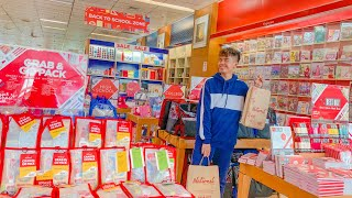 Back-To-School SUPPLIES SHOPPING 2019