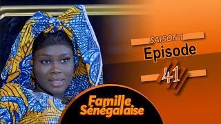 FAMILLE SENEGALAISE - Saison 1 - Episode 41 - VOSTFR