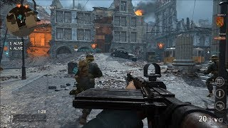 Call of Duty: WWII - Search and Destroy - Multiplayer Gameplay (PC HD) [1080p60FPS]