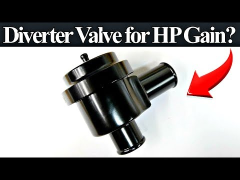 Replacing the Diverter Valve to Gain More Horsepower - Car Mods To Gain Horsepower