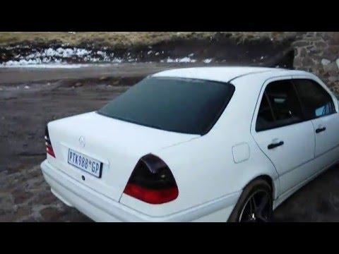 OM605 W202 Mercedes-Benz C250 Turbodiesel Cold Startup