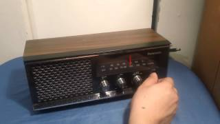 Retro Radio Museum 2: Panasonic RE-6513 Tabletop Radio