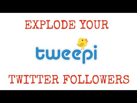 Explode Your Twitter Followers With Tweepi Free