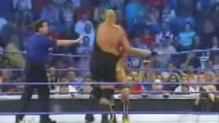 Muhammad Hassan vs Big Show 2