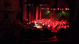 Serj Tankian - Sky is over (Elect the Dead Symphony, Orca, Warsaw Warszawa 11.10.2013)
