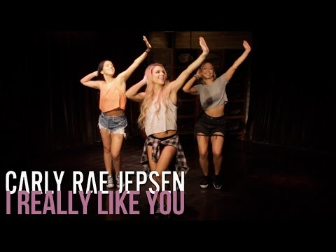 Carly Rae Jepsen - I Really Like You (Dance Tutorial)