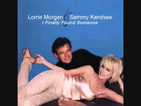 Lorrie Morgan & Sammy Kershaw /  Be My Reason