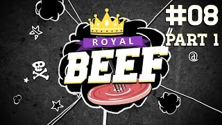 Royal Beef | #8 | Mario Strikers | Part1 | 12.07.2015