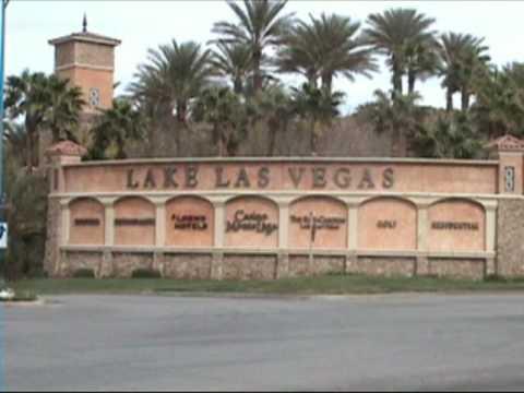 Lake Las Vegas Amenities