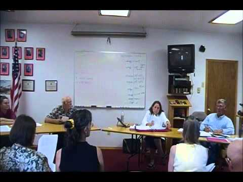 10 July 2013 Lookingglass Rural Fire Department Board Meeting Part 1