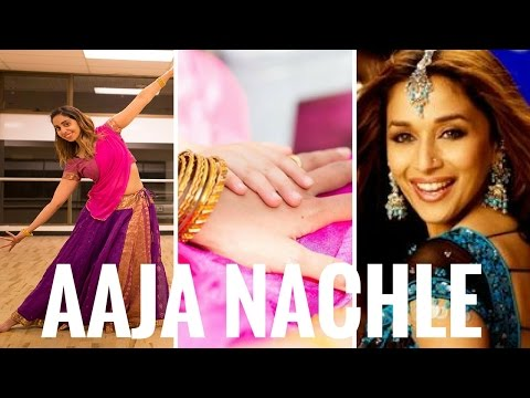 Aaja Nachle Title Song  Bollywood Dance  Choreography  Francesca McMillan