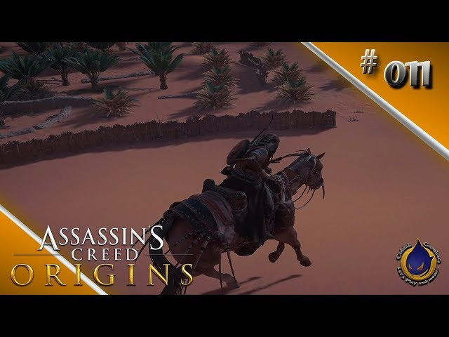 BANDITEN UND TOTE SPIELER 🐪 Let's Play ASSASSIN'S CREED ORIGINS #011