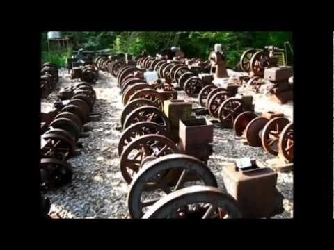 One Hundred  gas engines