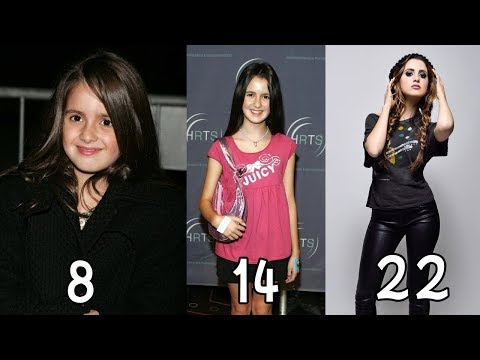 Laura Marano Transformation From 1-22 years Old ★ From Baby To Teenager streaming vf