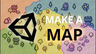 HOW TO MAKE AN RPG LIKE MAP - UNITY TUTORIAL