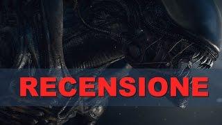 Alien Isolation - Recensione HD ITA Spaziogames.it