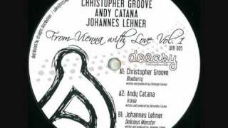Christopher Groove - Blueberry