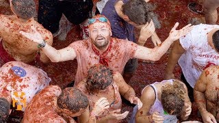 La Tomatina | Festival Discoveries | World Nomads