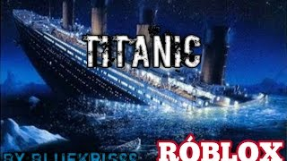 Titanic | Ship Gue | ROBLOX (Shinking Ship v 4.4.0)