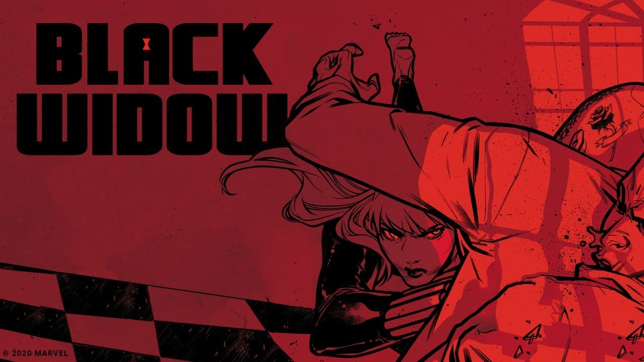 BLACK WIDOW #1 Trailer | Marvel Comics