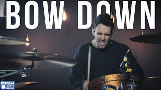 """I Prevail - """"Bow Down"""" Playthrough   Drum Beats Online"""