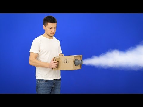 DIY Super Powerful Fog Machine under 10$