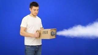 DIY Super Powerful Fog Machine under 10$ thumbnail