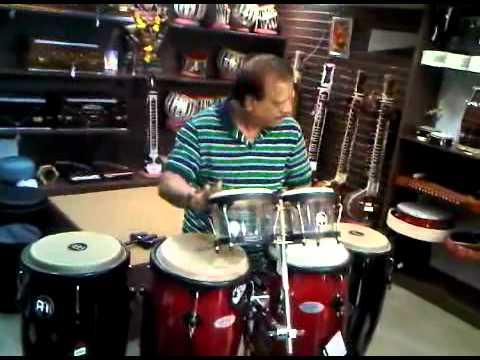 shyam dada & milind in bhargav music shop