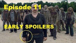The Walking Dead Season 9 Episode 11 - EARLY SPOILERS