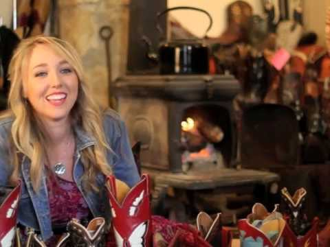 """My Boots"" by Ashlee Rose OFFICIAL Music Video"