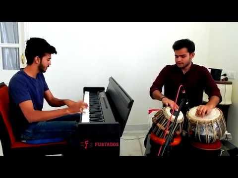 Arijit Singh - Tera Yaar Hoon Main Instrumental / Piano - Tabla cover