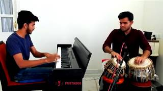 Arijit Singh - Tera Yaar Hoon Main Instrumental / Piano - Tabla cover