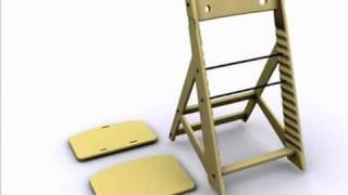 Keekaroo Adjustable High Chair Assemble   Keekaroocom   480 X 360